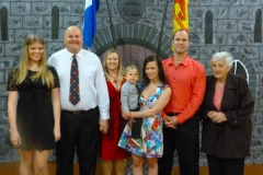 Family Ball/Tartan Night 2013